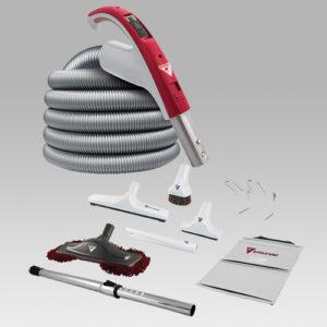 Kit accessoire Cyclo Vac DataSync 24v ZX