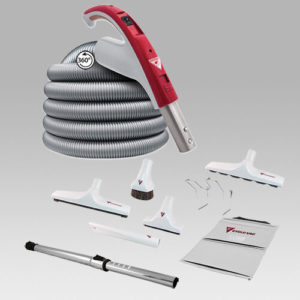 kit accessoire Cyclo Vac on/off 24v Super Luxe