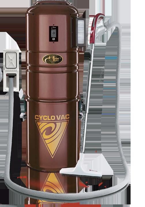 Professionnels Aspirateur Centralisé Cyclo Vac Suisse
