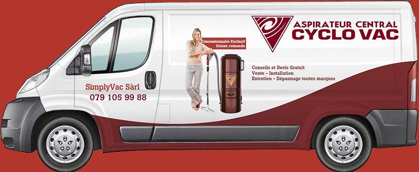Devis Gratuit Stéphan Dinant Cyclo Vac Suisse romande