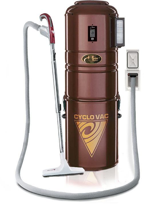 Particulers Aspirateur Centralisé Cyclo Vac Suisse